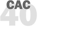 CAC 40 Index Logo